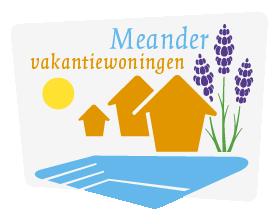 Logo Meander Vakantiewoningen
